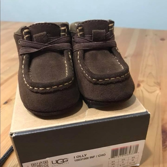 08780390342 Baby Ugg boots Size 0/1 (0-6 months)